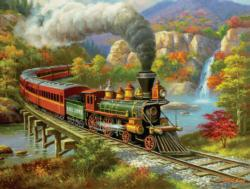 Fall River Ltd. Landscape Jigsaw Puzzle