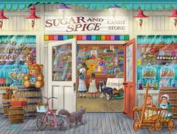 Sugar and Spice Shopping Large Piece