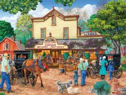 Pauline's General Store General Store Jigsaw Puzzle