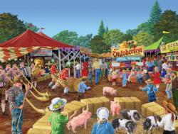 Oktoberfest Nostalgic / Retro Jigsaw Puzzle