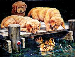 Golden Pier Group Lakes / Rivers / Streams Jigsaw Puzzle