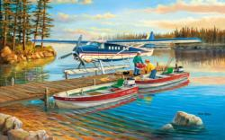 Pickle Lake Lakes / Rivers / Streams Jigsaw Puzzle