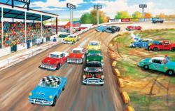 Thunder Road Cars Jigsaw Puzzle