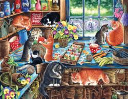In a Garden Shed Jigsaw Puzzle
