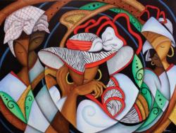 Bloodlines African American Jigsaw Puzzle