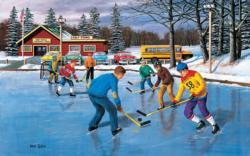 Saturday Practice Sports Large Piece