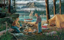 Alaska Adventure Lakes / Rivers / Streams Family Puzzle