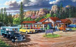 Edge of the Heartland Outdoors Jigsaw Puzzle