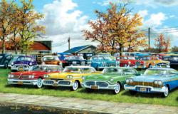 A Lost Generation - Scratch and Dent Vehicles Jigsaw Puzzle
