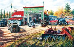 Precious Metals Vehicles Jigsaw Puzzle
