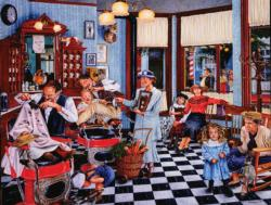 Kids Half Price Nostalgic / Retro Jigsaw Puzzle