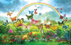 Butterfly Holiday Butterflies and Insects Jigsaw Puzzle
