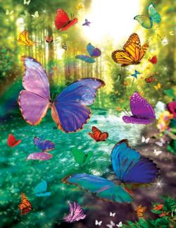 Dream River Fantasy Jigsaw Puzzle