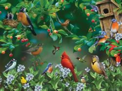 Bird Festival Birds Jigsaw Puzzle