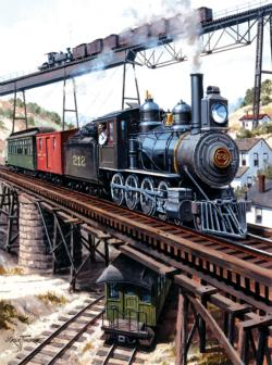 GXB14919 Trains Jigsaw Puzzle