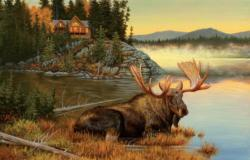 Squatters Rights Lakes / Rivers / Streams Jigsaw Puzzle
