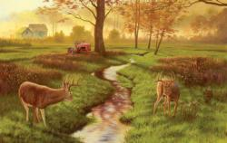 The Great Rivalry Lakes / Rivers / Streams Jigsaw Puzzle