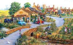 Bridge Motors Countryside Jigsaw Puzzle