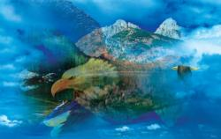 Eagle Dreamscape Eagles Jigsaw Puzzle