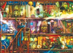 Fantastic Voyage Books / Library Jigsaw Puzzle