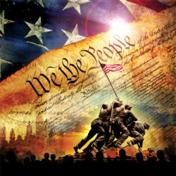 The Constitution Military Jigsaw Puzzle
