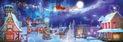 Christmas Ride Christmas Jigsaw Puzzle