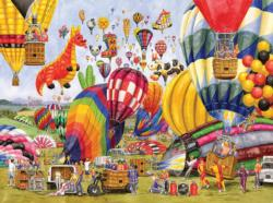 Balloon Landing Balloons Large Piece