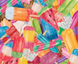Popsicles Sweets Jigsaw Puzzle