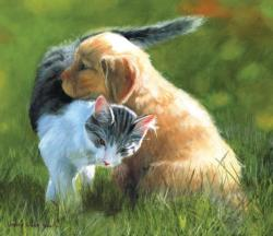 Perfect Friendship Jigsaw Puzzle