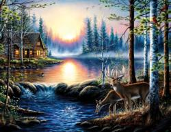 Total Bliss Lakes / Rivers / Streams Jigsaw Puzzle