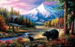 Routine Visitors Nature Jigsaw Puzzle