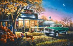 Harvest Moon General Store Jigsaw Puzzle