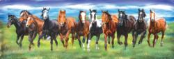 Running Wild Horses Jigsaw Puzzle