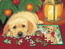 A Puzzle for Christmas Christmas Jigsaw Puzzle