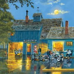 Sam's Place 2 Nostalgic / Retro Jigsaw Puzzle