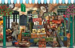 At the Train Station Travel Jigsaw Puzzle