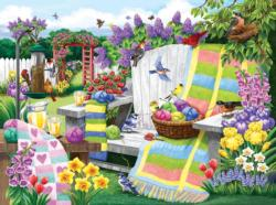 The Many Colors of Spring Jigsaw Puzzle