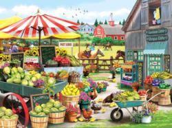 Pony Rides Food and Drink Jigsaw Puzzle