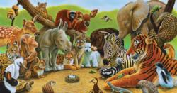 The Little Miracle Baby Animals Jigsaw Puzzle