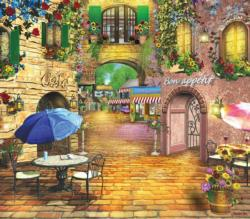 Enjoy the Day Food and Drink Jigsaw Puzzle