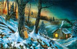 Frozen Memories Winter Jigsaw Puzzle