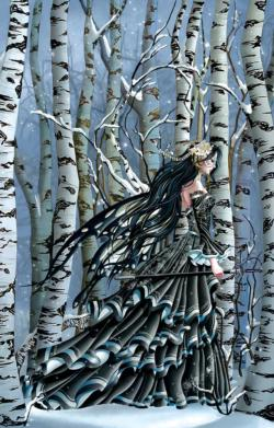 Aveliad the Forest Snow Jigsaw Puzzle