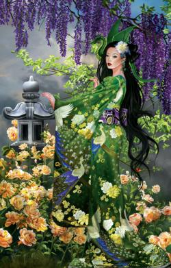 Queen of Jade Jigsaw Puzzle