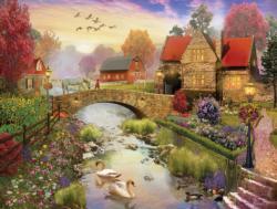 Homestead Bridges Jigsaw Puzzle