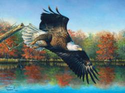 Wetlands Eagle Lakes / Rivers / Streams Jigsaw Puzzle