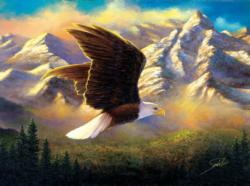 Flying High Forest Jigsaw Puzzle