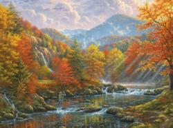 Paradise Valley Fishing Jigsaw Puzzle