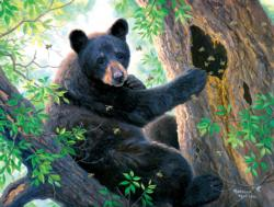 Honey Thief Bears Jigsaw Puzzle