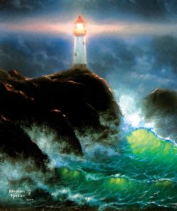 Beacon Lighthouses Jigsaw Puzzle