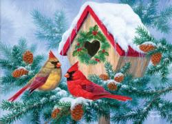 Home Tweet Home Winter Jigsaw Puzzle